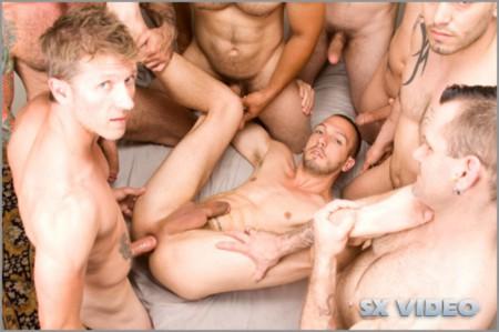 gang bang bilder gay sauna darkroom