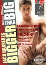 BIGGER THAN BIG DVD - Lukas Ridgeston NEW