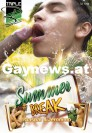 Summer Break DVD - Triple Bareback ganz jung & extrem